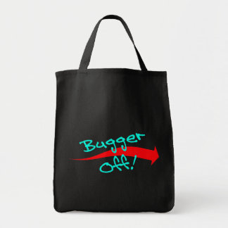 Fashionable Bag SHOPPING TOTE Bugger Off! express