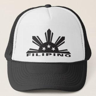 Fashionable Filipino Lightweight Trucker Hat