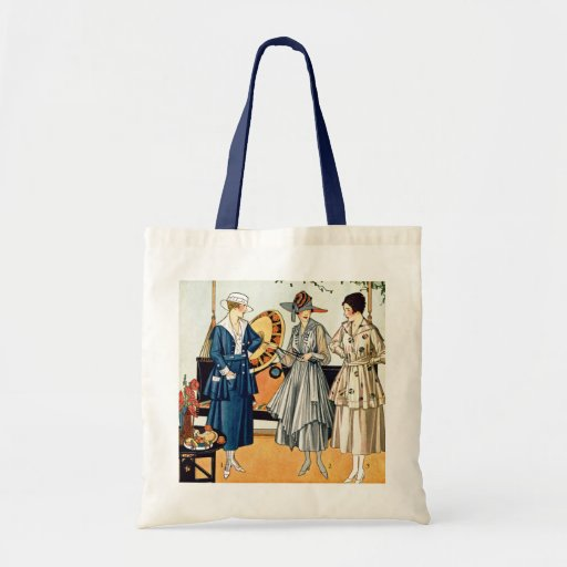 Fashionable Ladies Canvas Bags