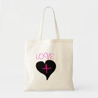 Fashionable teen tote bag