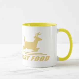 Fast Food Deer