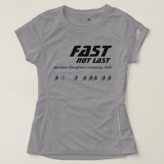Fast, Not Last club tee