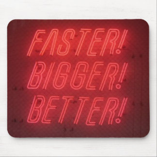 faster mouse pad
