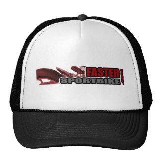 Faster Sportbike Trucker Hat