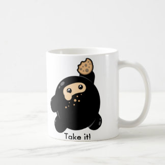 Fat cookie I go Coffee Mug