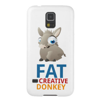 Fat Creative Donkey Samsung Galaxy S5 Case