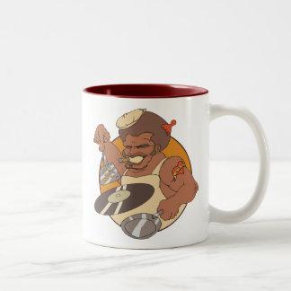 Fat Daddy Simple Logo Mug