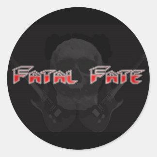Fatal Fate Stickers