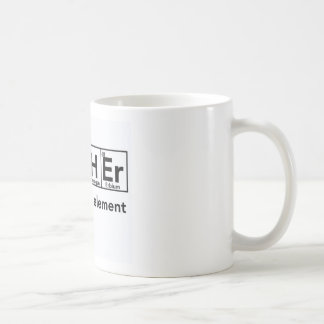 FAtHEr An Essential Element Father's Day Mug