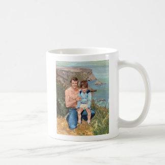 'Father and Son' Mug