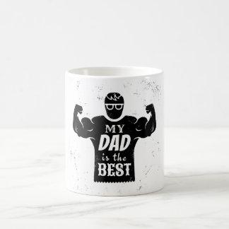 Father day basic white mug