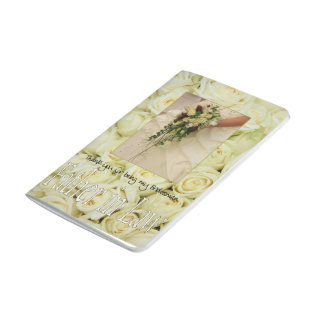 Father in Law Bridesman thank you Journal