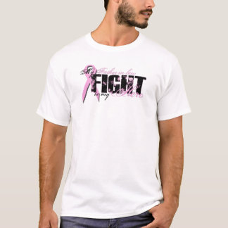 Father-in-law Hero - Fight Breast Cancer T-Shirt