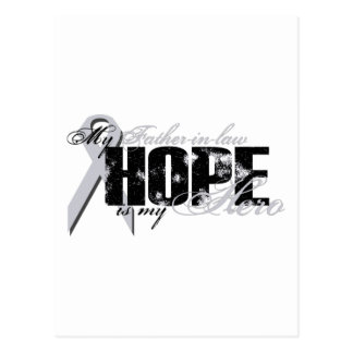 Father-in-law My Hero - Lung Hope Postcards