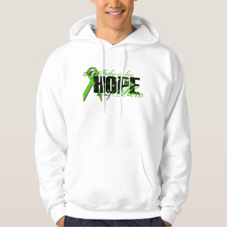 Father-in-law My Hero - Lymphoma Hope Hoodie