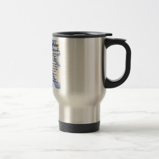 Father in Law Poem - Happy Birthday Stainless Steel Travel Mug