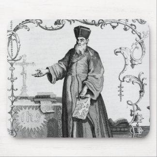 Father Matteo Ricci Mouse Pad