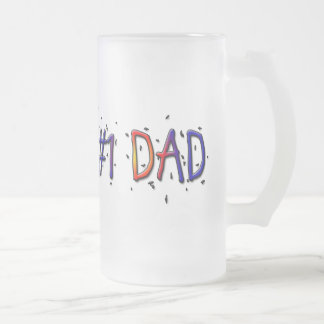 Father's Day #1 Dad Beer Mug