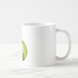 Father's Day 3 Basic White Mug