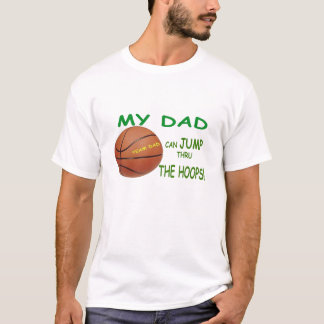 Father's Day Basketball Sports Shirt