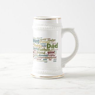 Father's Day Beer Stein