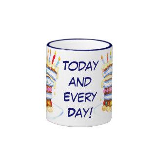 Father's Day Cake Mug