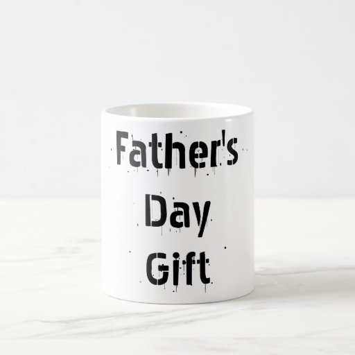 FATHER'S DAY GIFT for dad daddy fathers coffee mug