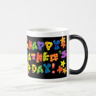 Father's Day Morphing Mug