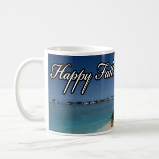 father's day classic white coffee mug
