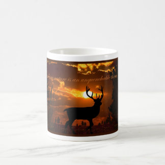 Father's Day Son - Deer/Buck Mug Coffee Mugs