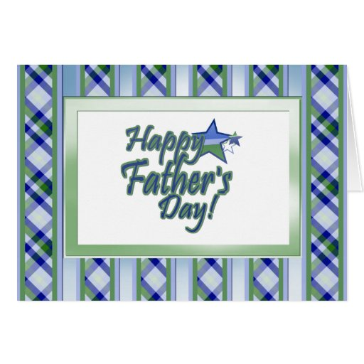fathers day-StarDad Greeting Card