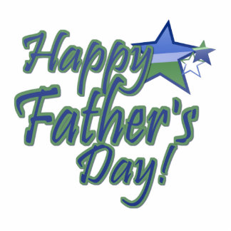 fathers day-StarDad Standing Photo Sculpture