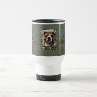 Fathers Day - Stone Paws - Bulldog Coffee Mug