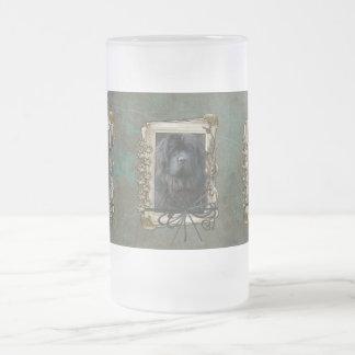 Fathers Day - Stone Paws - Newfoundland Coffee Mugs