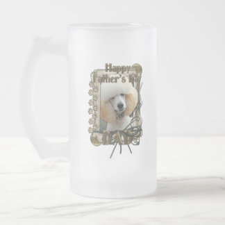 Fathers Day - Stone Paws - Poodle - Apricot - Dad Mug