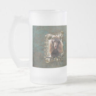 Fathers Day - Stone Paws - Poodle - Chocolate Coffee Mugs