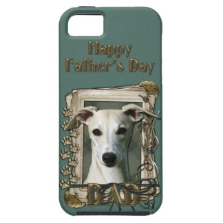 Fathers Day - Stone Paws - Whippet Case For The iPhone 5