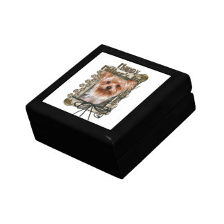 Fathers Day - Stone Paws - Yorkshire Terrier Gift Box