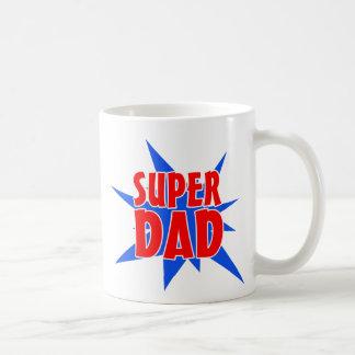 Father's Day Super Dad Mug