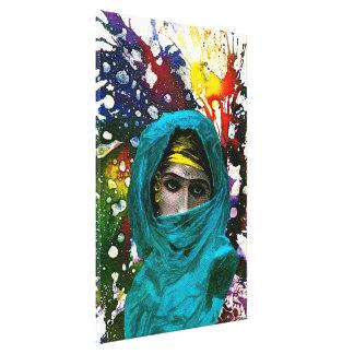 Fatima by Michael Moffa Canvas Print