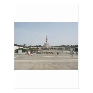 Fatima Postcard