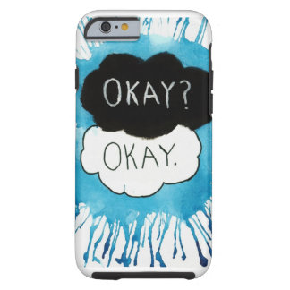 Fault in our stars iPhone 6/6s, Touch phone case