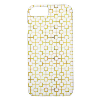 Faux Gold Cats Cradle Phone Case