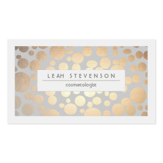 Browse the Beauty Business Cards Collection and personalise by colour, design or style.