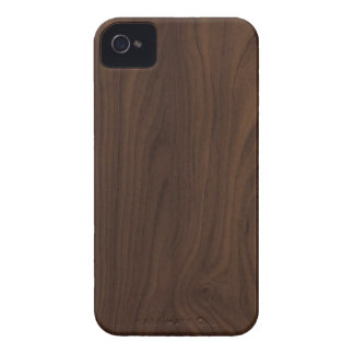 faux Wood Grain iPhone 4/4S Case
