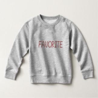 Favorite Toddler Sweatshirt