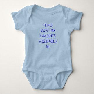 Favorite Vegetable Baby Bodysuit
