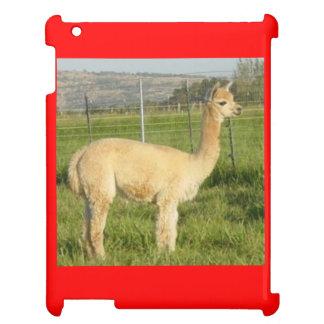 Fawn Alpaca iPad Case