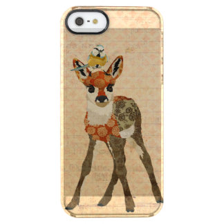 Fawn & Little Bird iPhone Case