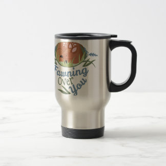 Fawning Over You Stainless Steel Travel Mug